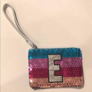 Kids multi colored change purse